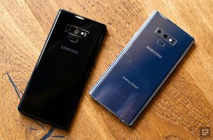 new Samsung Galaxy Note 9 phone for Sale in Silver Spring, MD
