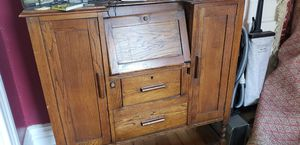Antique secretary/ cabinet for Sale in Pittsburgh, PA