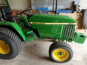 Tractor, John Deere 790 for Sale in Fort Worth, TX