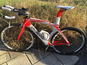 2011 Specialized Transition Pro TT/Triathon Bike for Sale in North Potomac, MD