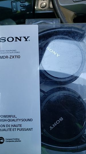 Sony headphones for Sale in Hyattsville, MD