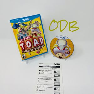 Captain Toad: Treasure Tracker - Nintendo Wii U for Sale in Kansas City, MO