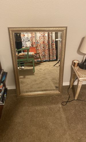 Large mirror for Sale in Redmond, WA
