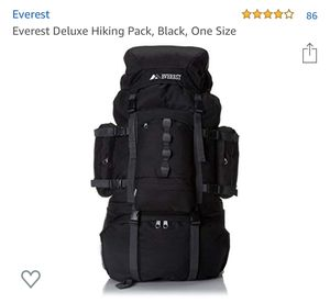Deluxe Everest Hiking Backpack - Brand New! for Sale in Los Angeles, CA