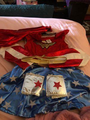Wonder Woman Costume small (6X) for Sale in Dallas, TX