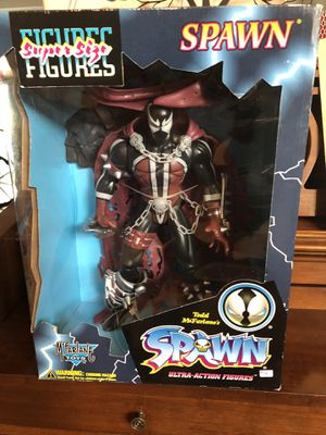 "Spawn Super Size Figures Todd McFarlane's Spawn Mcfarlane Toys 12"" inch for Sale in Shadow Hills, CA"