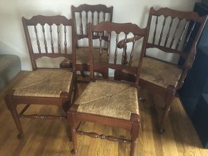 Pennsylvania House Antique Furniture Set - 4 Piece Chair Set for Sale in Martinsburg, WV