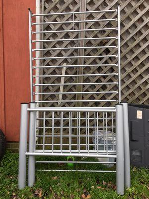 Twin Metal bed frame for Sale in Garner, NC