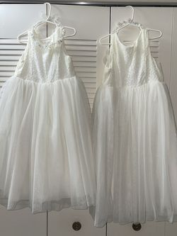 Flower Girl Dresses Lace for Sale in Miami,  FL
