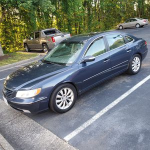 07 Hyundai Azera Limited for Sale in S CHESTERFLD, VA