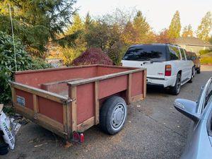 Utility trailer for Sale in Auburn, WA