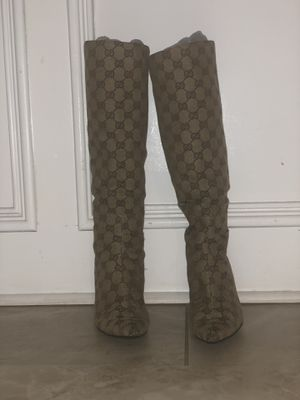 Authentic Gucci boots for Sale in Stone Mountain, GA
