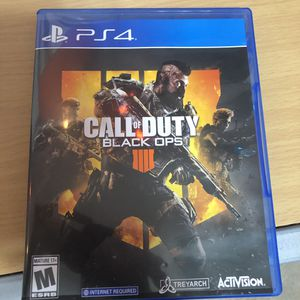 Black ops 4 for Sale in Brambleton, VA
