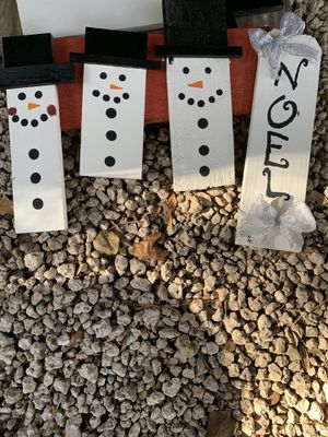 Snowmen for Sale in Westlake, LA