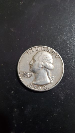 1960 Silver quarter (D) for Sale in Vancouver, WA