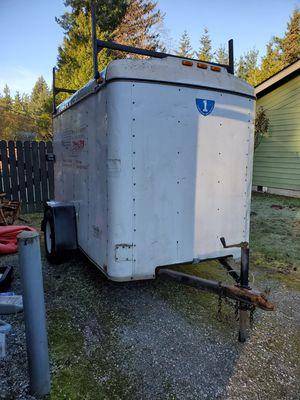 5x8 Cargo Trailer for Sale in Bellingham, WA