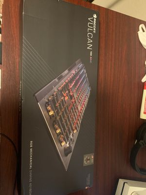 Roccat Vulcan gaming keyboard for Sale in Waterville, OH
