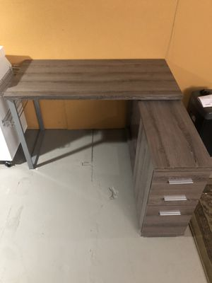 Desk with Storage - Like new Condition for Sale in Portland, OR
