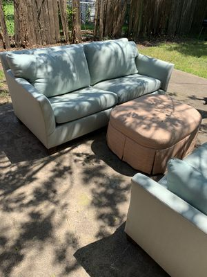 3 set sofa and couch for Sale in Irving, TX