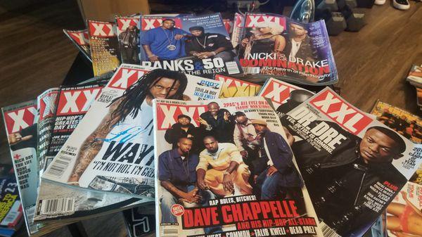 XXL & SOURCE MAGAZINES