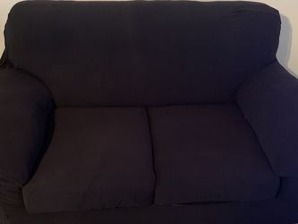 Black Two And Three Seater Couches for Sale in Tampa,  FL