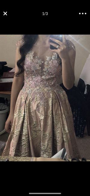 Ball gown prom dress for Sale in El Cajon, CA