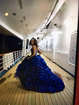 Quinceañera sweet sixteen dress for Sale in Deltona, FL