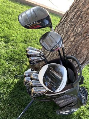 ⛳️ TAYLORMADE BURNER GOLF CLUBS for Sale in Las Vegas, NV