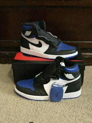 Jordan 1 Royal Toe 9.5 for Sale in Norfolk, VA