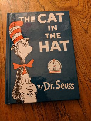 The cat in the hat book baby toddler kids for Sale in Los Angeles, CA