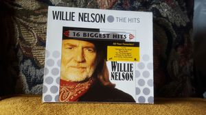 Willie Nelson 16 biggest hits CD for Sale in Portland, OR