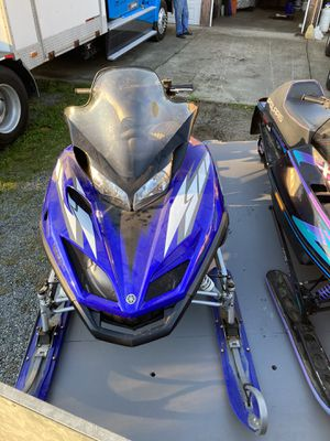 Snowmobiles and trailer for Sale in Tacoma, WA