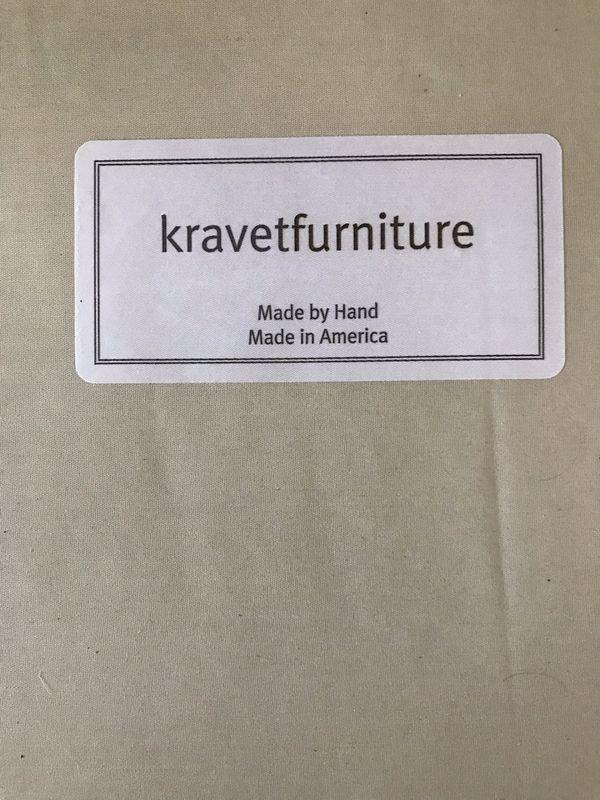 Beautiful handmade Kravet loveseat sofa