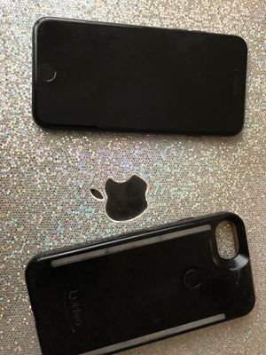 iPhone 7 Black 256GB UNLOCKED for Sale in San Diego, CA