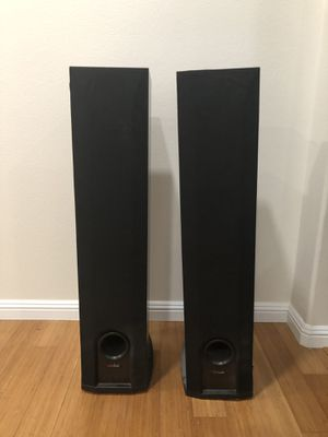 Surround Sound Theater Speakers - Polk Audio R50 for Sale in Vancouver, WA