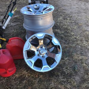 Ram 2019 2500 Rims for Sale in San Angelo, TX