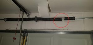 Garage door ,motors , springs , parts for Sale in Dallas, TX