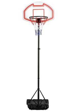 New in Box, Yaheetech Height Adjustable Basketball Hoop System Portable Kids Junior for Sale in Concord, NC