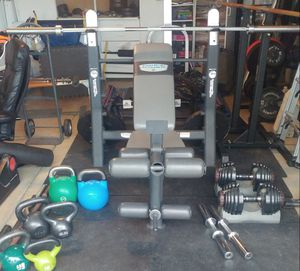 Iron Grip Strength Bench Press for Sale in Elk Grove, CA