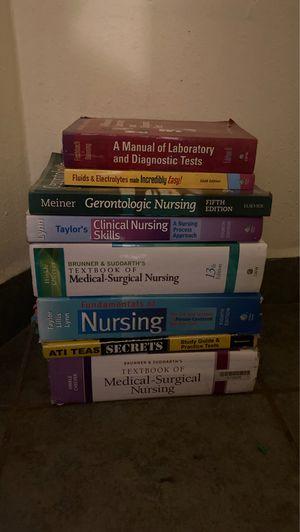 Nursing books for Sale in Los Angeles, CA