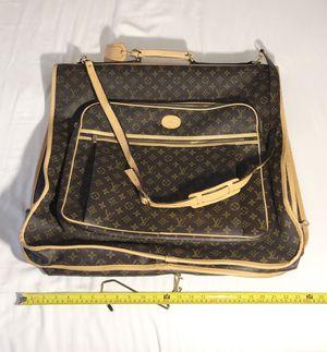 Louis-Vuitton Vintage Garment Bag for Sale in Houston, TX