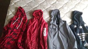 Hoodies/jackets for Sale in Cleveland, OH