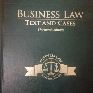 Business Law for Sale in Columbia, MO