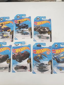 Hot Wheels Batman Lot for Sale in Stanton,  CA