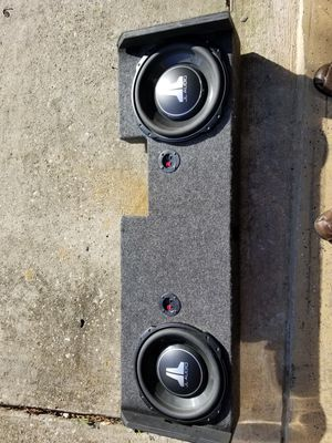"""12"""" jl audio for Sale in Humble, TX"""