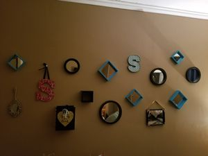 Wall Decor Mirror lot for Sale in Wildwood, MO