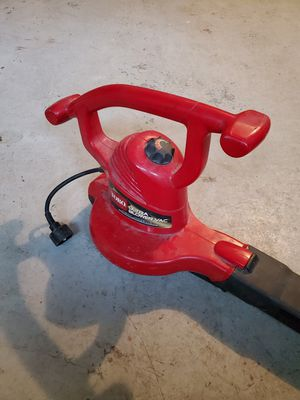 Toro Ultra blower vac for Sale in Homestead, PA