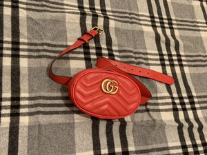 Gucci woman's belt bag for Sale in Snoqualmie, WA