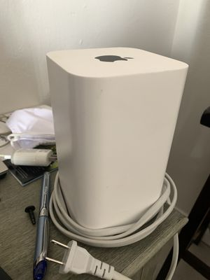 Apple airport extreme modem for Sale in Hialeah, FL