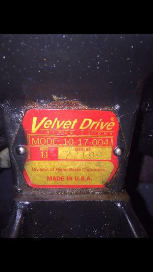 Velvet drive transmission (direct drive) ski boat for Sale in Pleasanton, CA